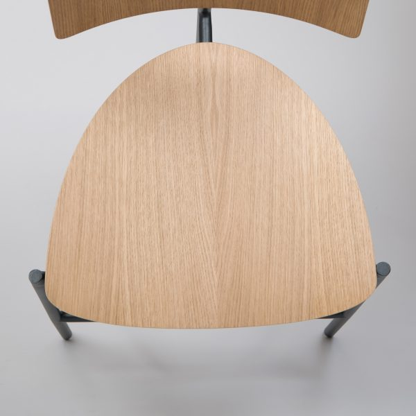 EXTRANORM EXISTENTIALISTE CHAISE CHAIR DESIGN PATRICK KNOCH